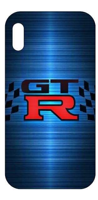 Capa de telemóvel com Nissan GTR