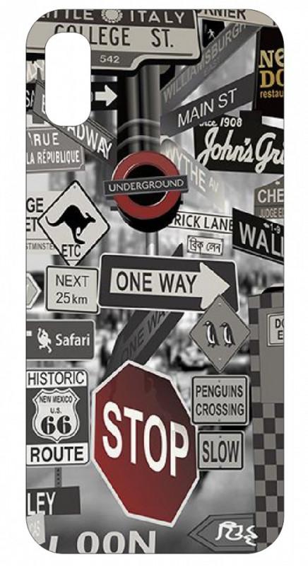 Imagens Capa de telemóvel com Stop