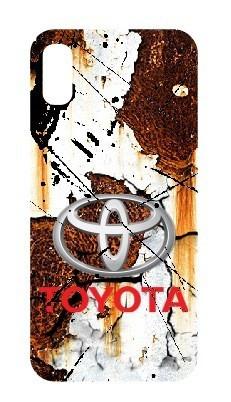 Capa de telemóvel com Toyota