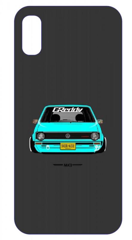 Imagens Capa de telemóvel com Volkswagem MKI