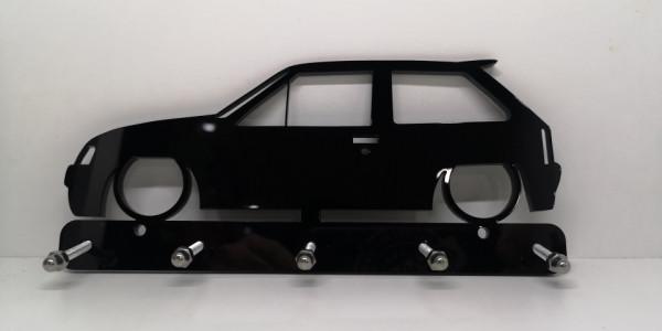 Chaveiro em Acrílico com Opel Corsa A