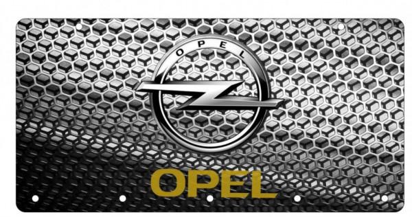 Imagens Chaveiro em Acrílico com Opel