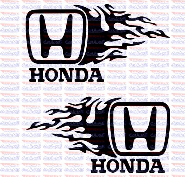 Imagens Honda (Par)