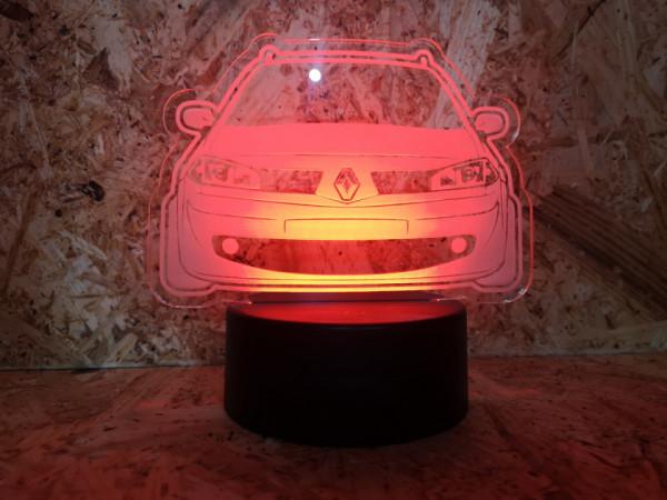 """Imagens Moldura / Candeeiro com luz de presença - Renault Megane II """"Break"""""""