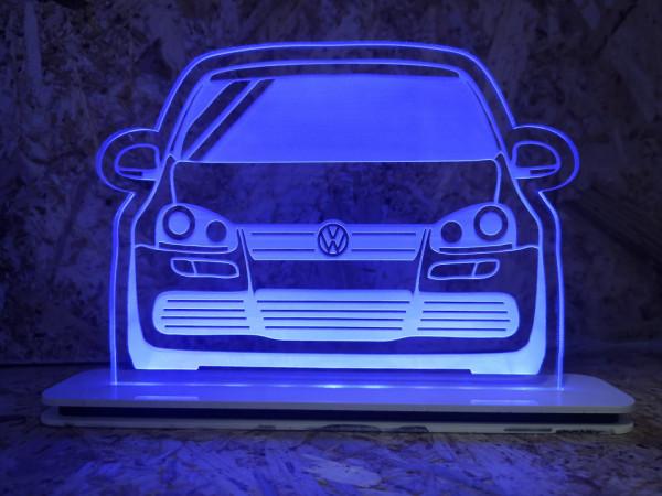 Imagens Moldura / Candeeiro com luz de presença - Volkswagen Golf V (5)