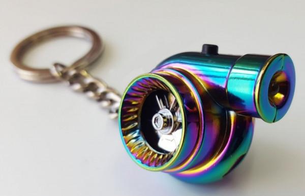 Porta Chaves - Turbo (funcional) - Neo Chrome - Electrónico