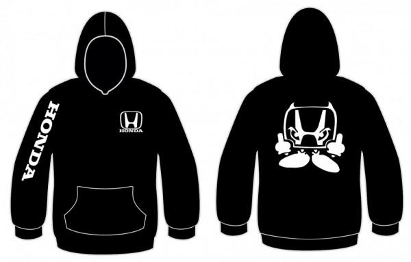 Imagens Sweatshirt com capuz para HONDA