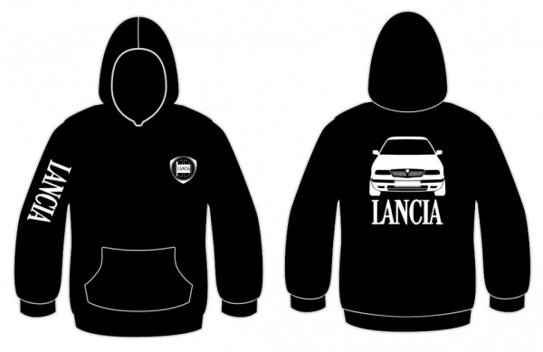 Sweatshirt com capuz para Lancia Kappa