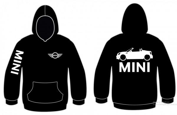Imagens Sweatshirt com capuz para Mini ONE Cabrio