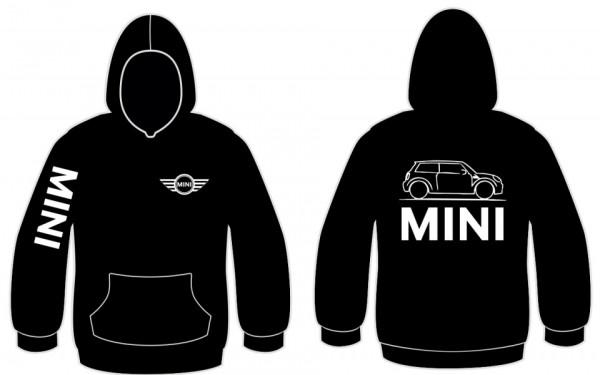 Imagens Sweatshirt com capuz para Mini One D