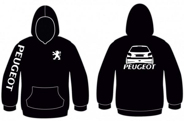 Imagens Sweatshirt com capuz para Peugeot 206
