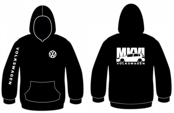 Imagens Sweatshirt com capuz para Volkswagen Golf MKVI