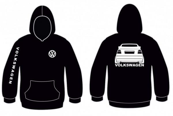 Imagens Sweatshirt com capuz para VW Golf 3 Cabrio