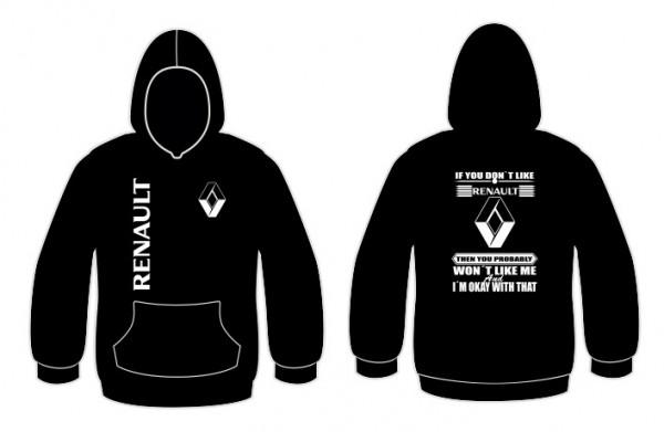 "Imagens Sweatshirt para "" If you don't like "" Renault"