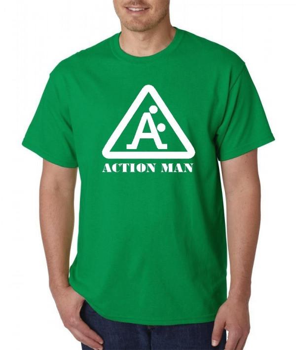 Imagens T-shirt  - Action Man