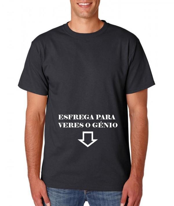 T-shirt  - Esfrega!!!