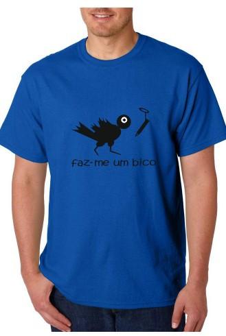 Imagens T-shirt  - Faz Me Um Bico