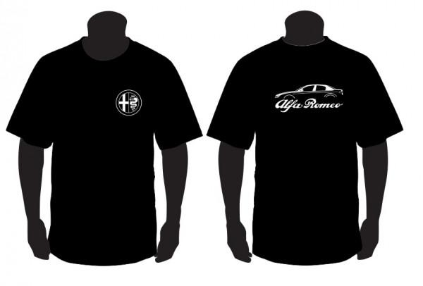 Imagens T-shirt para Alfa Romeo 159