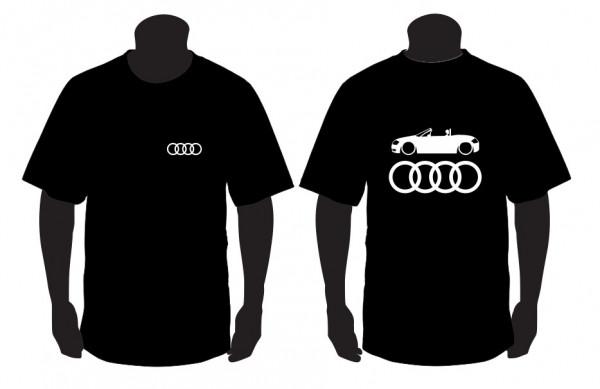Imagens T-shirt para Audi TT 8N Cabrio