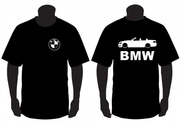 Imagens T-shirt para BMW E93 Cabrio