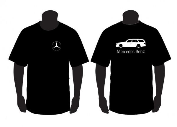 Imagens T-shirt para Mercedes-Benz s210