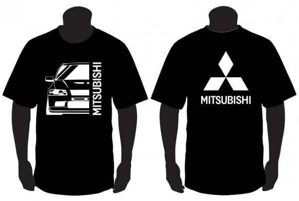 Imagens T-shirt para Mitsubishi Lancer Evo