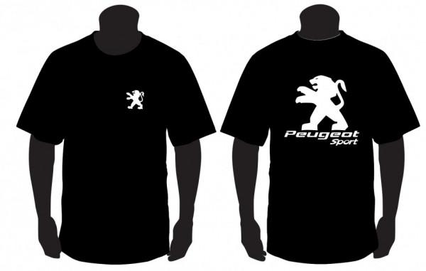 Imagens T-shirt para Peugeot Sport
