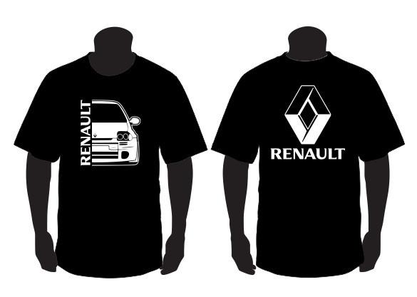 Imagens T-shirt para Renault Clio 2 Fase 1