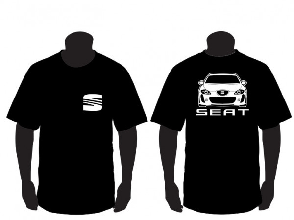 Imagens T-shirt para Seat Leon 1P