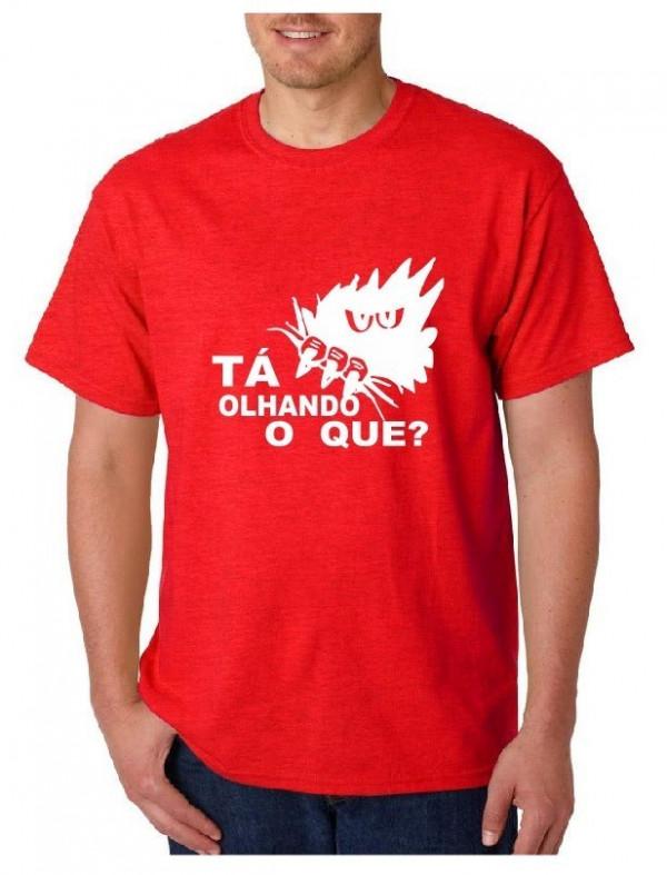 Imagens T-shirt - Tá olhando o quê?