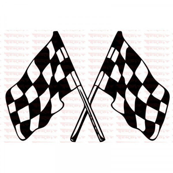 Autocolante - Bandeira 2