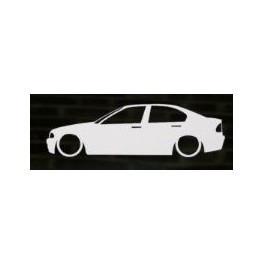 Autocolante - BMW E46 Limousine