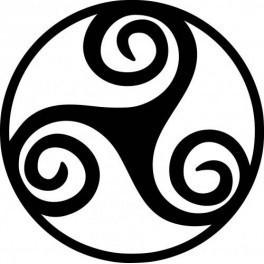 Autocolante - Celtic