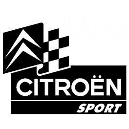 Autocolante - Citroen Sport