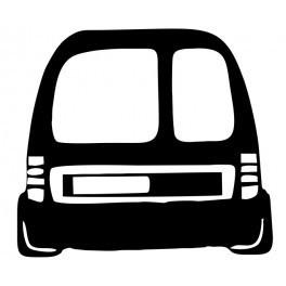 Autocolante com silhueta Caddy Van