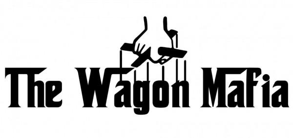 Imagens Autocolante com The Wagon Mafia