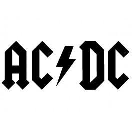 Autocolante Música - AC/DC