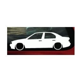 Autocolante - Nissan Primera