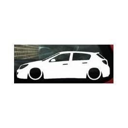 Autocolante - Opel Astra H 5 Portas