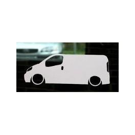 Autocolante - Renault Trafic