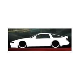 Autocolante - Toyota Supra MK3
