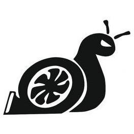 Autocolante - Turbo 7