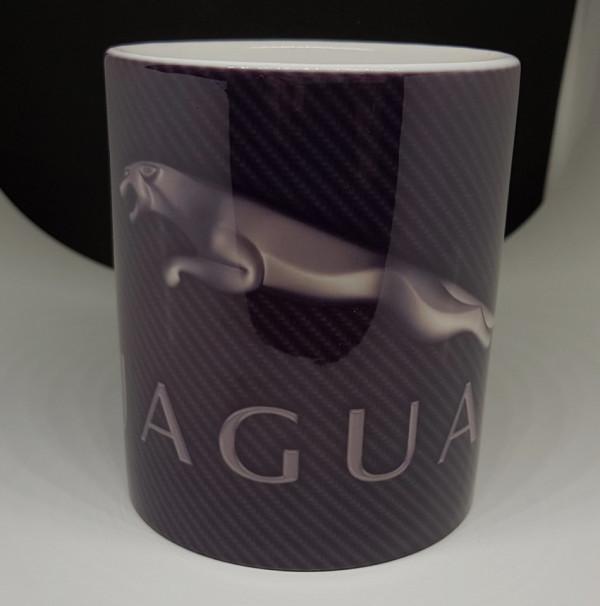 Imagens Caneca com Jaguar