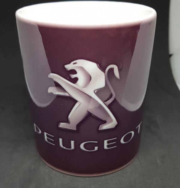 Imagens Caneca com Peugeot