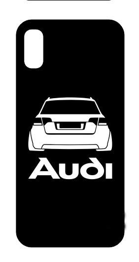 Imagens Capa de telemóvel com Audi A4 B7 Avant