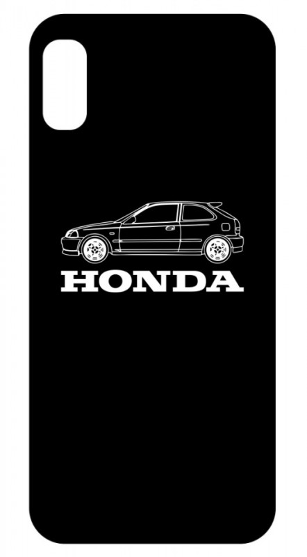 Capa de telemóvel com Honda Civic