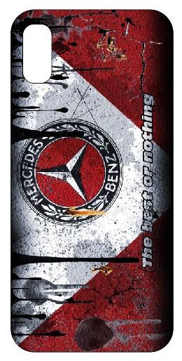 Imagens Capa de telemóvel com Mercedes - Retro