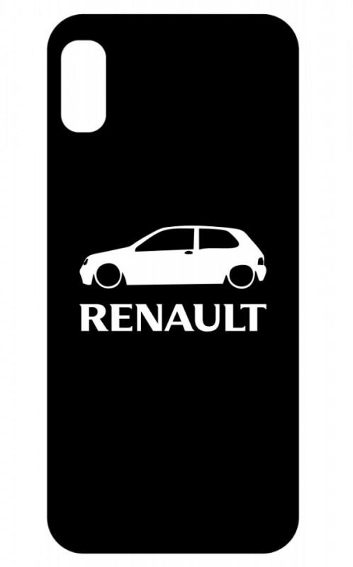 Imagens Capa de telemóvel com Renault Clio 1 Facelift