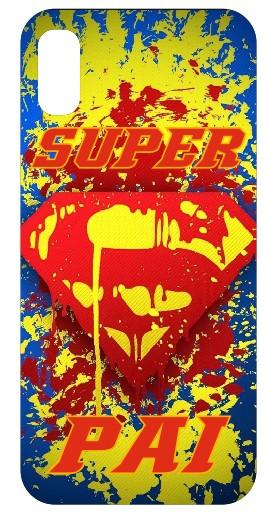 Imagens Capa de telemóvel com Super Pai