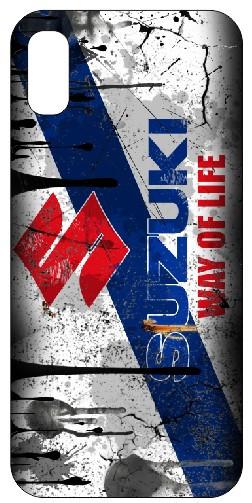 Imagens Capa de telemóvel com Suzuki - Retro